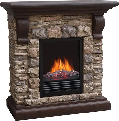 Electric Fireplace Insert Menards: Decorflame Field Brook Electric Fireplace At Menards®