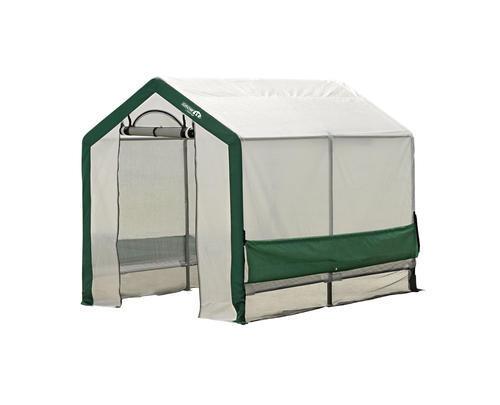 Shelterlogic 5 6 Greenhouse : Shelterlogic  quot organic growers greenhouse