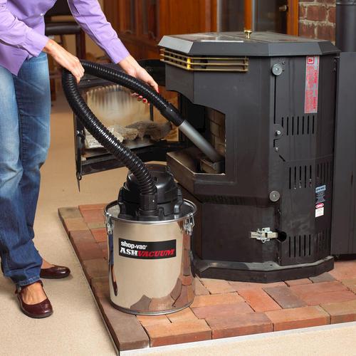 Shop vac ash vacuum at menards - Aspirateur cendre pellet ...
