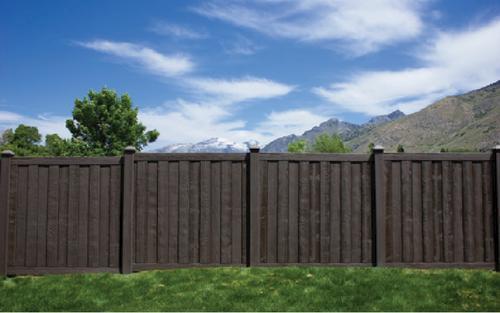 Simtek 6 H X 6 W Ashland Fence Panel At Menards 174