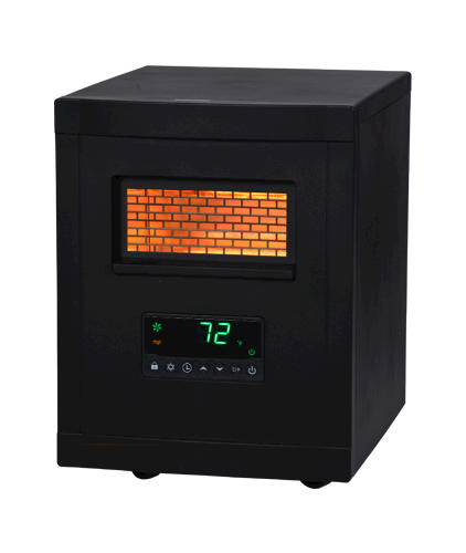 Lifesmart Pro 4 Quartz Element Portable Infrared Heater At