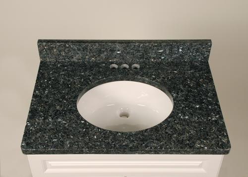 Tuscany 25 Quot X 22 Quot 3 Cm Granite Vanity Top At Menards 174