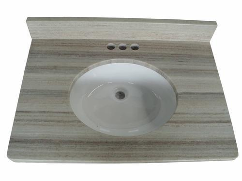 Menards Vanity Tops : Tuscany quot cm granite vanity top at menards