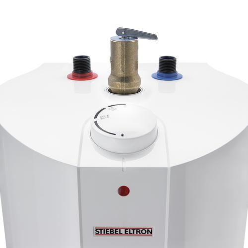 stiebel eltron shc 4 gal electric mini tank water heater at menards. Black Bedroom Furniture Sets. Home Design Ideas
