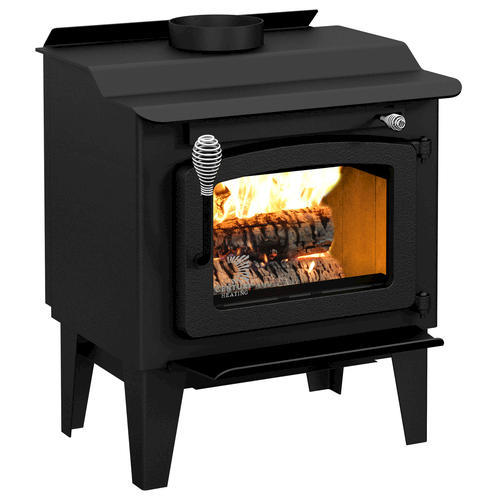 Menards® also offers the venting and accessories you need to install your stove or fireplace. We have a variety of reliable pipe options, including insulated double-wall stove pipe, black wood stove venting, pellet stove and fireplace venting, and wood fireplace venting.