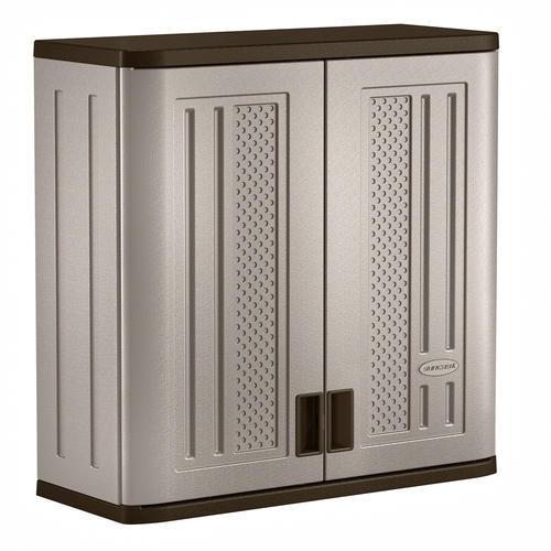 Suncast Wall Storage Cabinet At Menards
