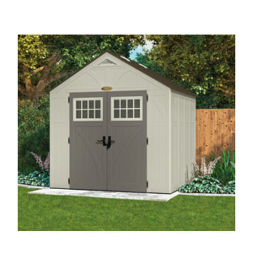 Storage sheds for sale menards lawn mower storage shed for Garden shed kits menards