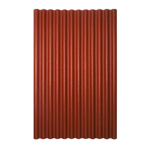 Corrugated Roofing Accessories : Ondura corrugated roofing sheet at menards