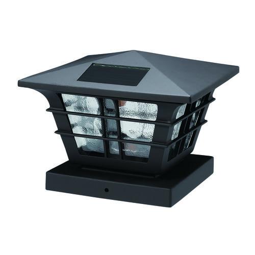 Solar Lights At Menards: Wixom Solar Post Cap At Menards®