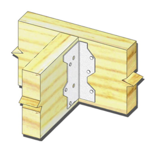 Structural Framing Fittings : Usp structural connectors quot angle