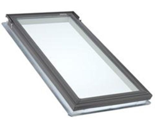 velux fixed deck mount skylight at menards