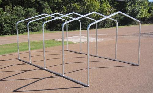 12w x 18l x 6h carport frame at menards
