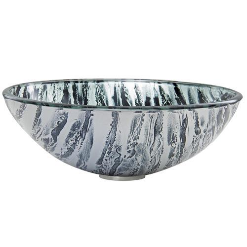 Vigo Rising Moon Glass Vessel Sink At Menards