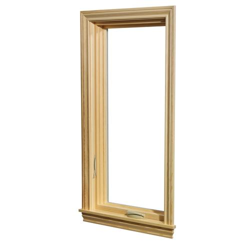 Crestline 500 Vinyl Clad Wood Casement Window W Zo E 5
