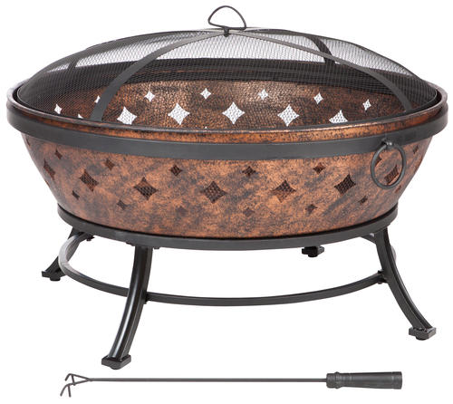 menards fire pit backyard creations 35 quot pit at menards 174 11080