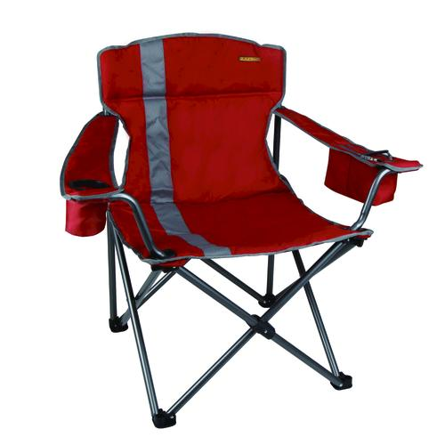 Guidesman™ Deluxe Chair with Cooler Assorted Colors at Menards