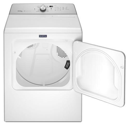 Maytag 7 0 Cu Ft Electric Dryer With Steam At Menards 174