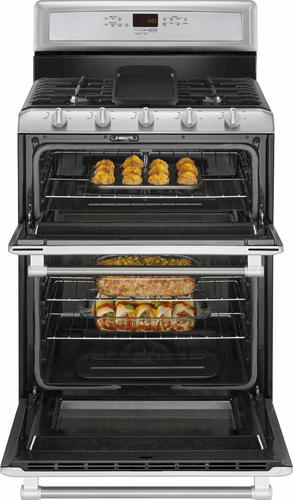 Maytag Gemini 6 0 Cu Ft Gas Range And Double Oven With