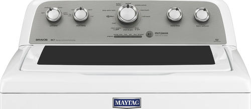 Maytag Bravos 4 3 Cu Ft 11 Cycle He Top Load Washer At
