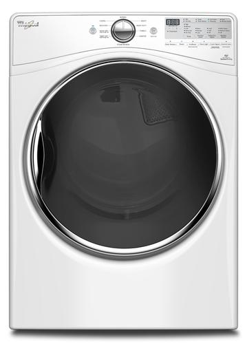 Whirlpool Duet 7 4 Cu Ft Gas Steam Dryer With Advanced