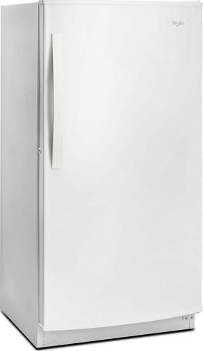 Whirlpool 15 7 Cu Ft Frost Free Upright Freezer At Menards 174