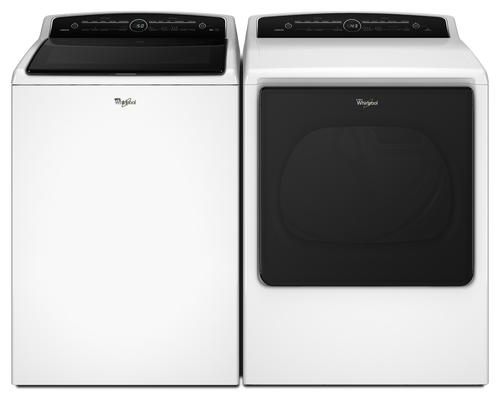 Whirlpool 174 Cabrio 174 5 3 Cu Ft High Efficiency Washer With