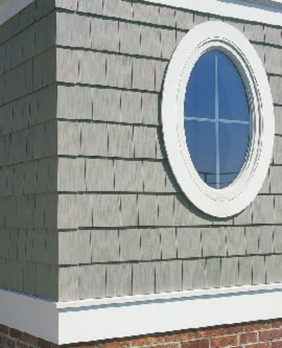 Cedar Impressions 174 D7 Quot Straight Edge Perfection Mitered