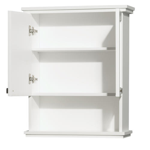 wyndham collection acclaim 25 wall cabinet at menards