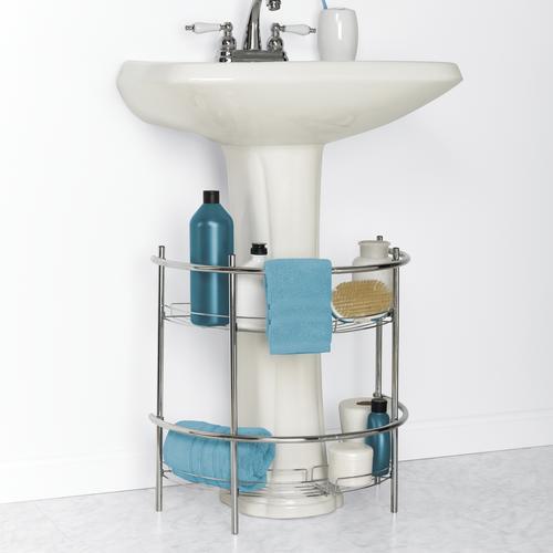 Sink Shelves Bathroom: Tuscany Pedestal Sink Shelf At Menards®