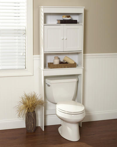 menards bathroom storage cabinets tuscany white bethany spacesaver at menards 174 19441
