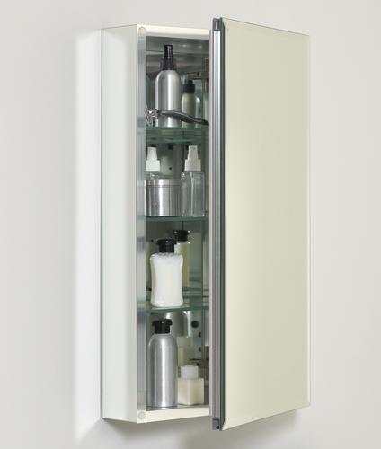 Premium Frameless Beveled Swing Door Medicine Cabinet at ...
