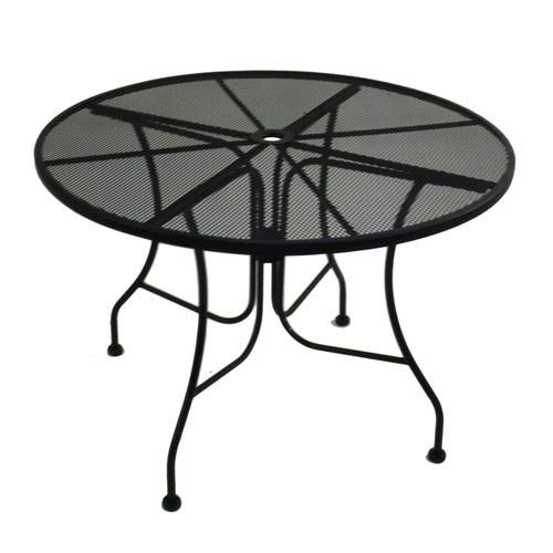 Backyard Creations Wrought Iron Table At Menards 174
