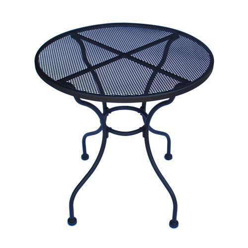 Backyard Creations Wrought Iron Cafe Table At Menards®