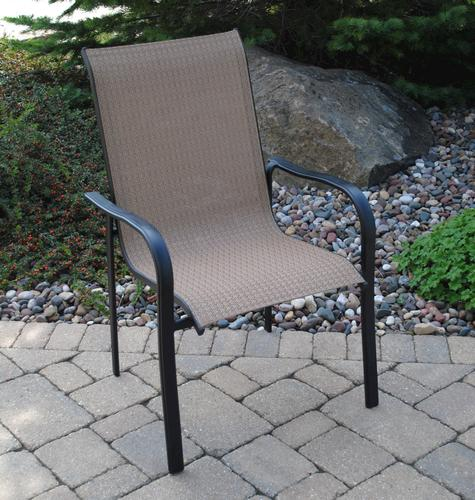 Backyard Creations Lexington Dining Chair At Menards®