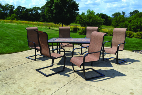 lasalle 7 piece dining collection at menards