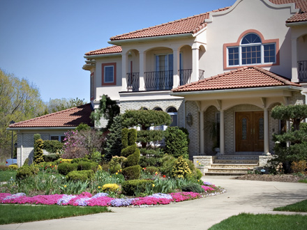 pictures for front yard landscaping