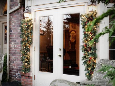outdoor winter decorating ideas at menards