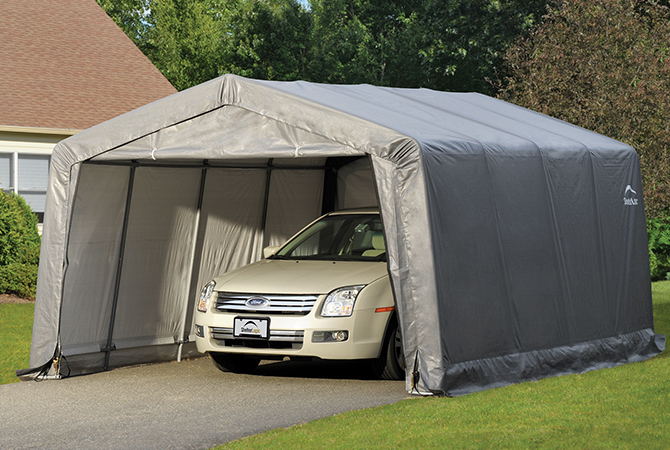 Portable Car Garage : Garage in a box free engine image for user