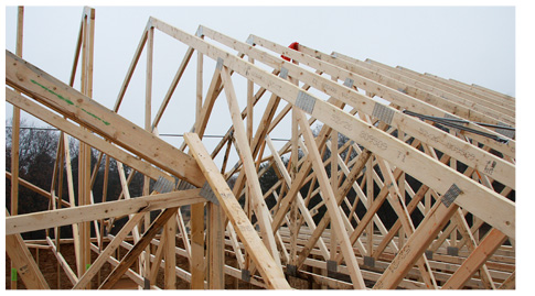 Prefabricated Trusses At Menards