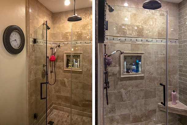 Complete Bathroom Remodel Project By